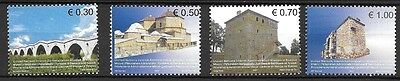 KOSOVO Sc 86-69 NH issue of 2007 - ARCHITECTURE