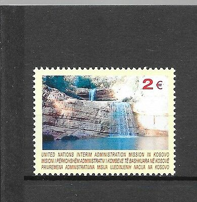 KOSOVO Sc 26 NH issue of 2004 - WATERFALL