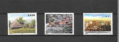 KOSOVO Sc 35-7 NH issue of 2005 - HOUSES IN CITIES AND TOWNS