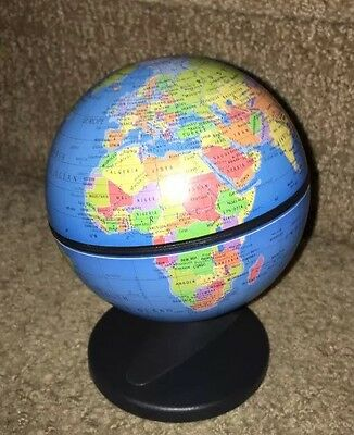 Replogle Globes USA World Globe 11cm Scanglobe Denmark 2001