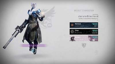 Destiny 2 PS4 Scourge of the Past Raid Recovery with Challenge* FAST