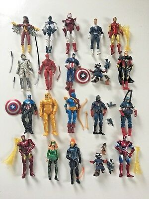 Marvel Universe 3.75 Figures 20 Figure Lot Action Figure (B)
