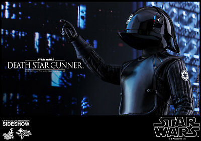 Star Wars~Episode Iv Anh~Death Star Gunner~Sixth Scale Figure~Hot Toys~Mib
