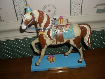 Trail Of Painted Ponies- 2015- Party Animal-#1,053-New In Box