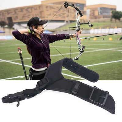 Compound Arrow Bow Archery Caliper Release Shooting Trigger Aid Hunting Pretty