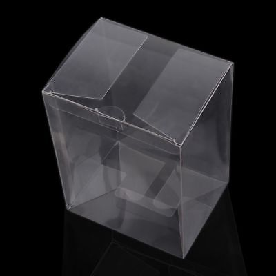 10Pcs/Set Funko POP Acid-Free Crystal Clear Strong Protector Case Box