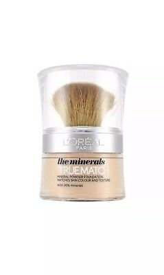 L'oreal True Match The Minerals Foundation Makeup ❤ N3 Creamy Beige ❤