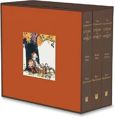 The Complete Calvin and Hobbes | Bill Watterson |  9780740748479