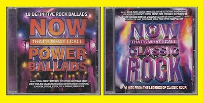 Now That's What I Call POWER BALLADS & CLASSIC ROCK Hits 70s & 80s Tesla Kansas
