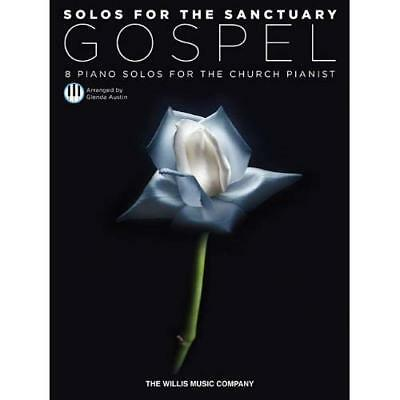 Solos for the Sanctuary Hymns 7 Piano Solos for the Church Pianist Mid 000416901
