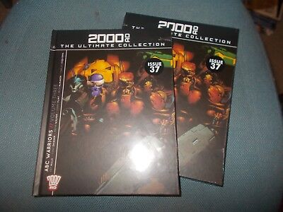 2000Ad - The Ultimate Collection - Issue 37 (Vol.25) Abc Warriors - Volume Three