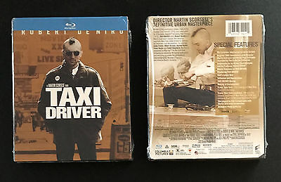 Taxi Driver Blu-Ray (2011) w/ 12 Lobby Cards New Sealed Robert De Niro Scorsese