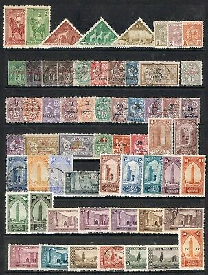 COLONIES FRANÇAISES - Lot of old stamps