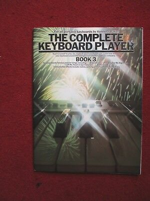 The Complete Keyboard Player Book 3 P/B