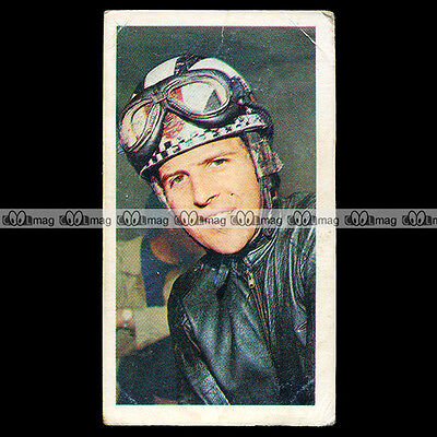 ★ PHIL READ ★ Moto Sprint Candy Gum Chromos Motorcycle Cards #89
