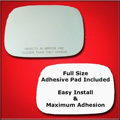 ADHESIVE 05-10 TOYOTA AVALON Driver Left Side *FAST SHIPPING* NEW Mirror Glass