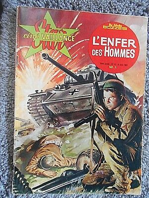 Audie Murphy     French Comic Book    To Hell And Back  66 Pages