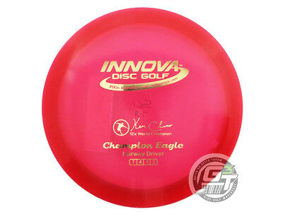 NEW Innova Champion Eagle-L 175g Red Gold Foil Fairway Driver Golf Disc