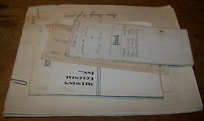 8Pc Lot Vintage Greene County Ny Maps Historian Report Ephemera Brochure