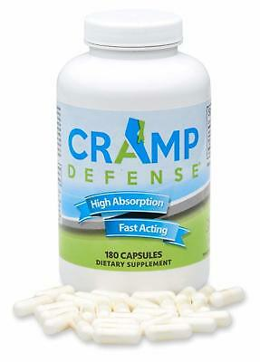 Cramp Defense with TRUEMAG - Stop Leg Cramps, Foot Cramps, Muscle Cramps & Muscl