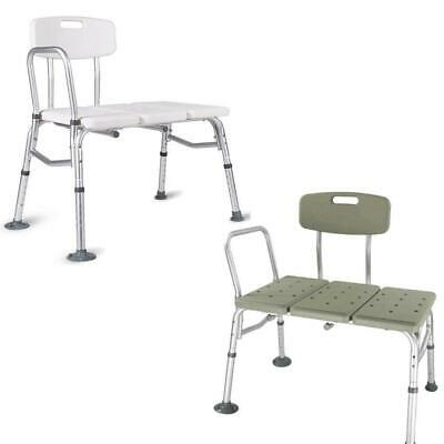 Brilliant Medical Shower Chair Transfer Bench Height Adjustable Bath Machost Co Dining Chair Design Ideas Machostcouk