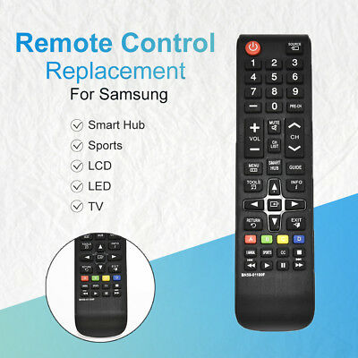 Replacement Universal TV Remote Control For Samsung BN59-01199F LCD LED TV HS