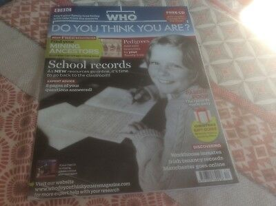 BBC Who Do You Think You Are? Mag - #54 December 2011 - School Records