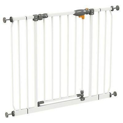 Baby Safety Gates Pet Dog Child Kids Play Metal Gate Door Stair Security Barrier