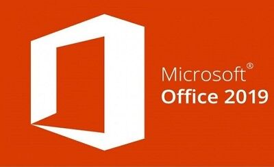 Microsoft Office 2019 Professional Plus - Genuine License Key