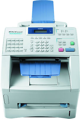 Brother FAX 8360P Laserfax Computer Peripherie Faxgerät FAX8360PG1