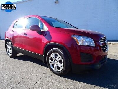 2015 Chevrolet Trax LS 2015 Chevrolet Trax LS SUV Used Certified 1.4L I4 16V Automatic FWD