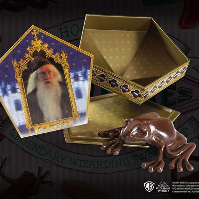 Official Licensed Harry Potter Chocolate Frog Prop Replica