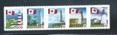Canada #2253i Permanent Booklets Die Cut Annual Collection MNH **Free Shipping**