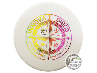 NEW Innova First Run XT Bullfrog 175g White Sunset Foil Putter Golf Disc