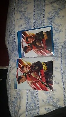 Ant-man and the wasp (blu-ray) 2018