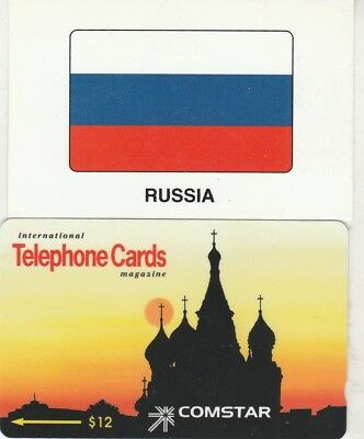 RUSSIE - comstar !