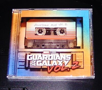 Guardians of the Galaxy Awesome Mix Vol. 2 Original Soundtrack CD New & Orig.