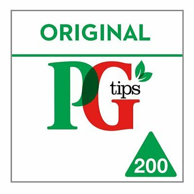 PG Tips 400 Pyramid Teabags Tea 1300g - 2 boxes of 200