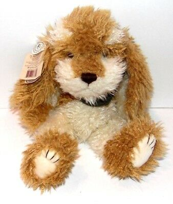 Boyds Bears Plush DUNCAN DOODLEDOG Fabric Puppy Jointed 5404011 FREE SHIPPING!