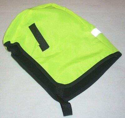 Black Stallion WL100HV Hi-Vis Winter Hardhat Liner w Foam Lining One Size
