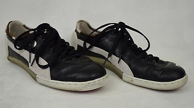 65eae49af80a8d Puma Mihara Yasuhiro MY-18 Leather Suede Black Shoes Sneakers 11 Mens  343278 01