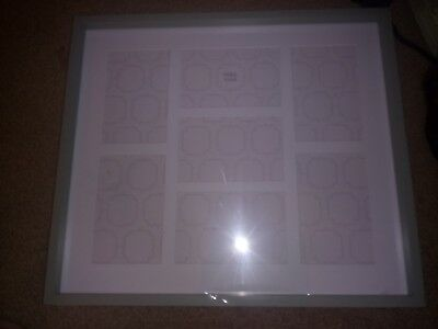 m&s home multi picture frame olive green colour frame