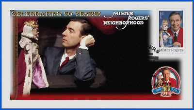 Fred Rogers and Mister Rogers Neighborhood (5275) - USPS First Day Cover #007