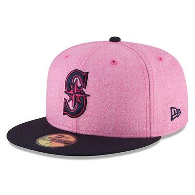 0644006102d89 best price seattle mariners new era 2018 mothers day on field 59fifty fitted  hat 4644e a382c