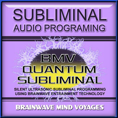 Subliminal Hypnosis Stress Reduction Management Relief Brainwave Meditation Aid