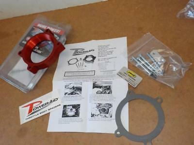 AIRAID 200-617 THROTTLE BODY SPACER<>fit late CHEVY GMC CADILLAC trucks, SUV V8