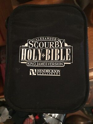 Alexander Scourby Holy Bible King James Version On 48 Audio