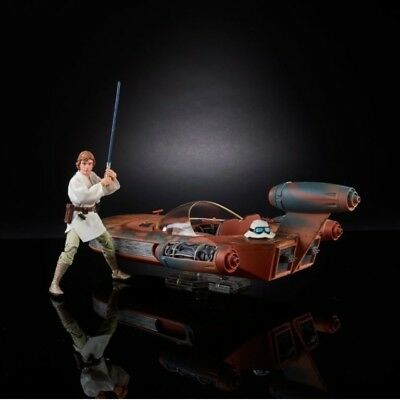 LandSpeeder X-34 Luke Skywalker STAR WARS Serie Exclusif Comic Con 2017