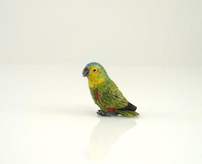 Franz Bergmann Vienna Brass PARROT Cold Painted Exotic Bird Bergman Bronze