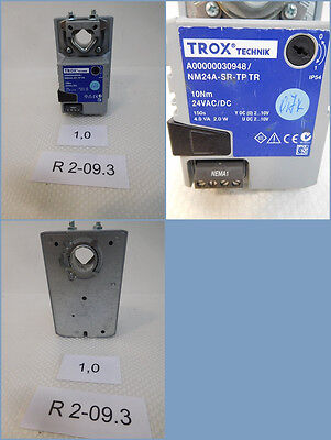 Trox LM24A-F, Trox M466DT4/LM24A-F, Actuator 24volt Acdc